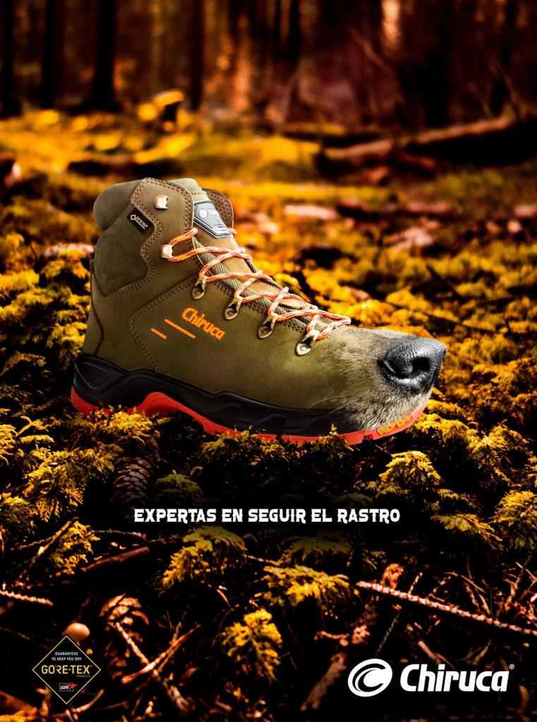 creatividad chiruca cazador marketing botas